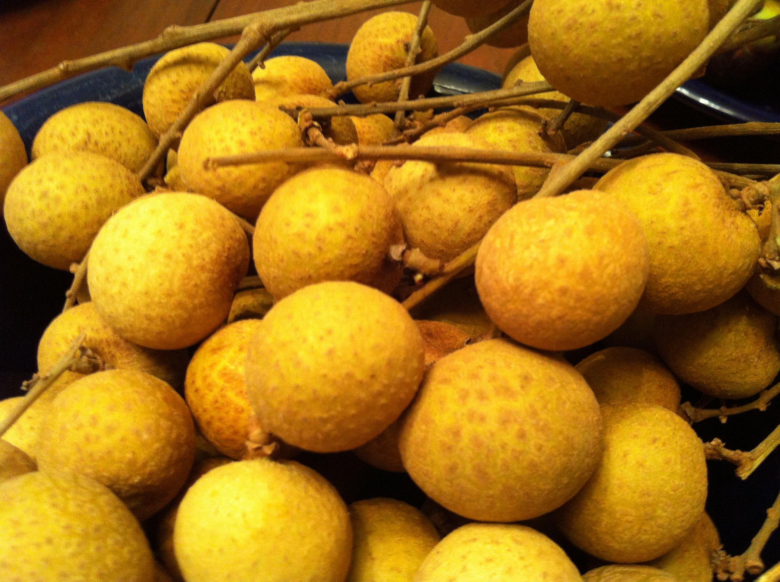 Longan Crazy Fruit Day...