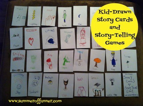 story cards and story telling games