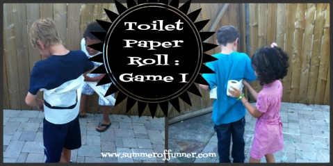 Toilet Paper Roll Game One