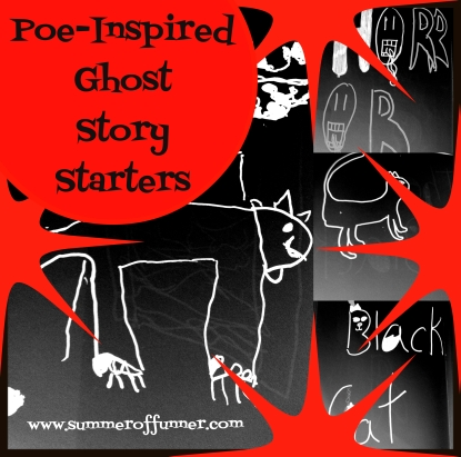 Poe Inspired Ghost Story Starters