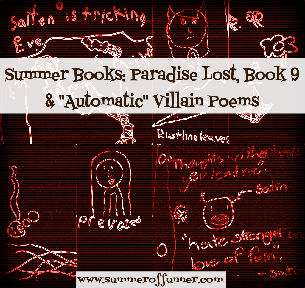 Summary Of Paradise Lost Book 9